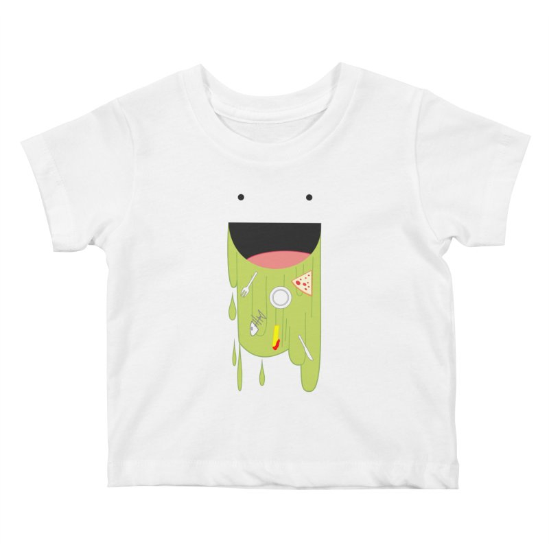 Wack! Kids Baby T-Shirt by TerrificPain's Artist Shop