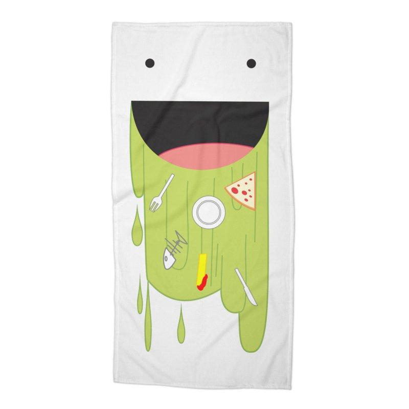 Wack! Accessories Beach Towel by TerrificPain's Artist Shop by SaulTP