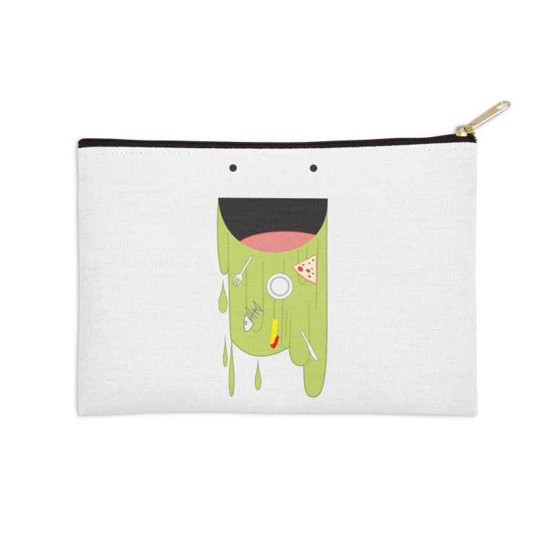 Wack! Accessories Zip Pouch by TerrificPain's Artist Shop by SaulTP