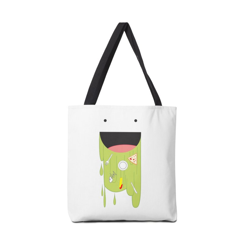 Wack! Accessories Tote Bag Bag by TerrificPain's Artist Shop by SaulTP