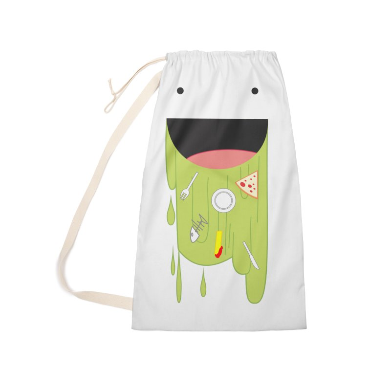 Wack! Accessories Laundry Bag Bag by TerrificPain's Artist Shop by SaulTP