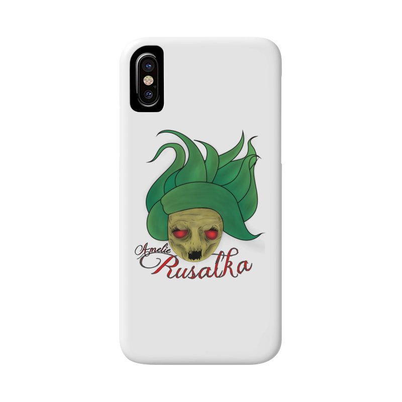 Amelie Rusalka Accessories Phone Case by TerrificPain's Artist Shop by SaulTP