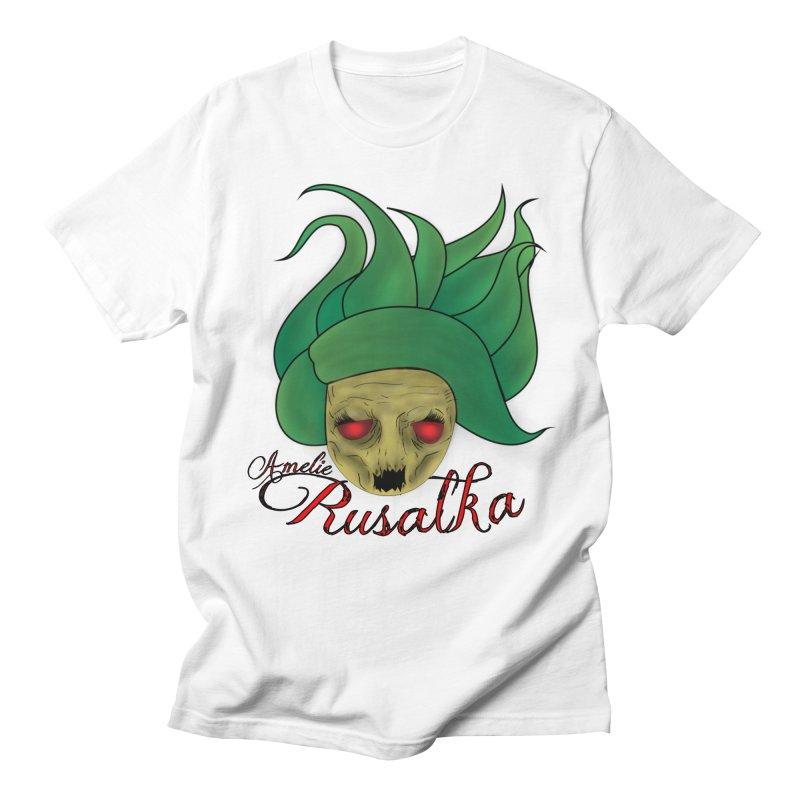 Amelie Rusalka Men's Regular T-Shirt by TerrificPain's Artist Shop