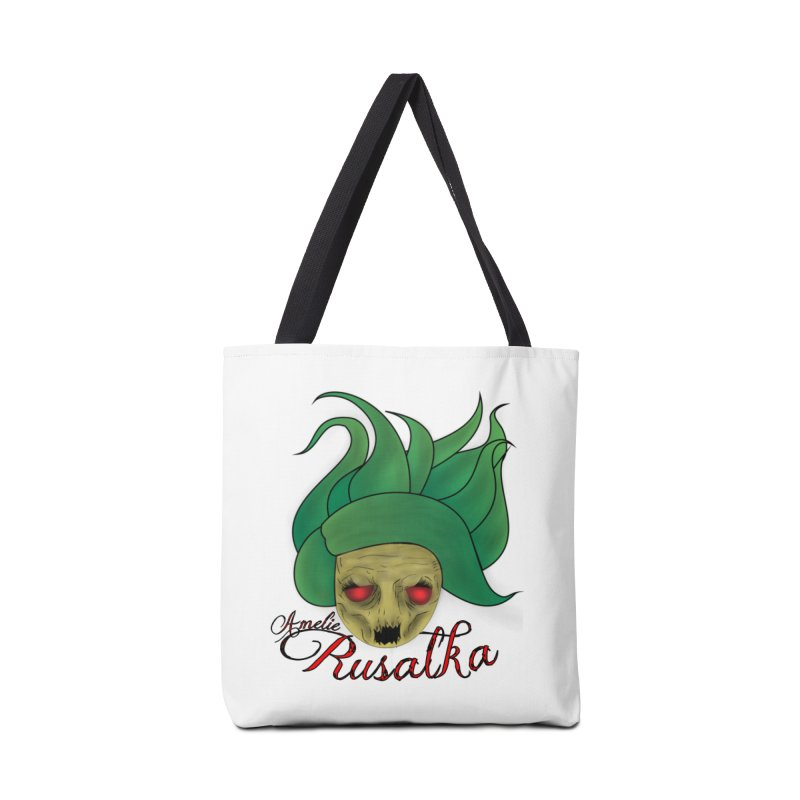 Amelie Rusalka Accessories Bag by TerrificPain's Artist Shop by SaulTP