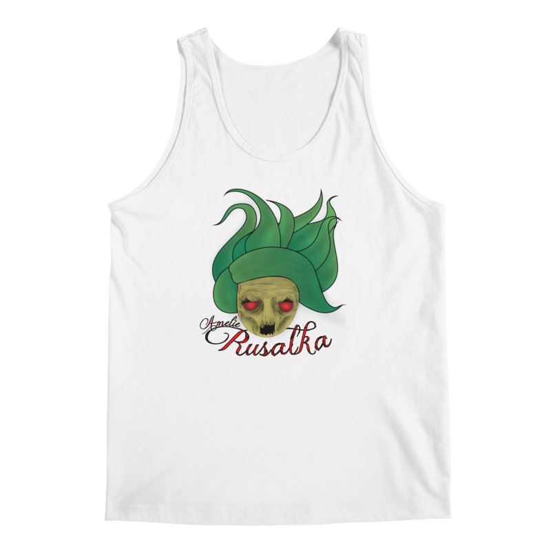 Amelie Rusalka Men's Regular Tank by TerrificPain's Artist Shop by SaulTP