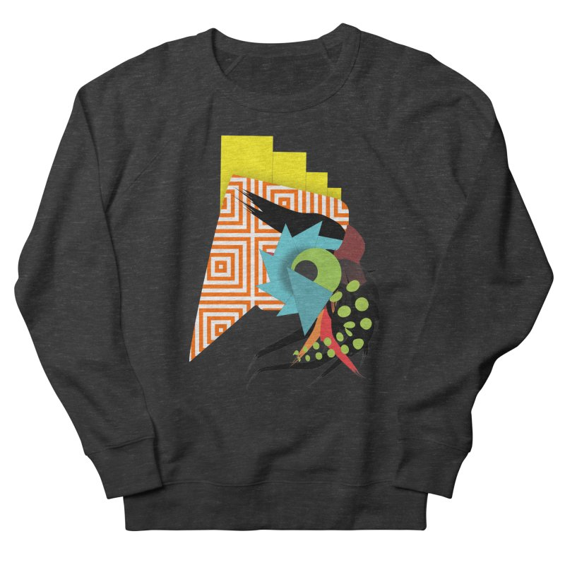 Monster Women's French Terry Sweatshirt by TerrificPain's Artist Shop by SaulTP