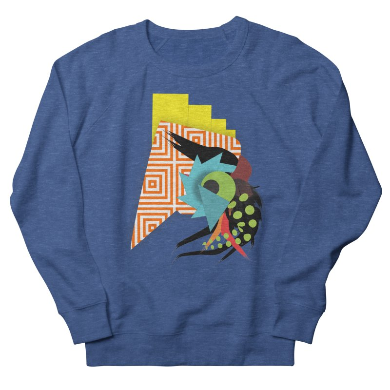 Monster Men's French Terry Sweatshirt by TerrificPain's Artist Shop by SaulTP