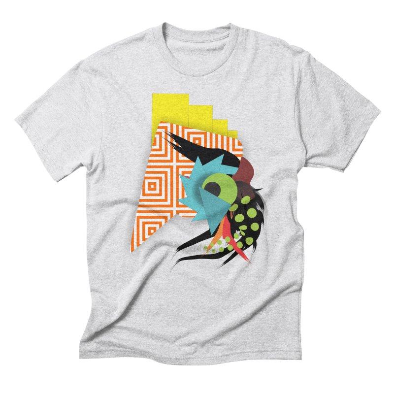 Monster Men's Triblend T-Shirt by TerrificPain's Artist Shop by SaulTP