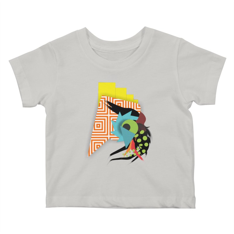Monster Kids Baby T-Shirt by TerrificPain's Artist Shop