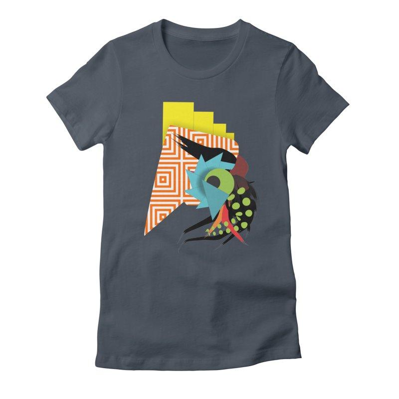 Monster Women's T-Shirt by TerrificPain's Artist Shop by SaulTP