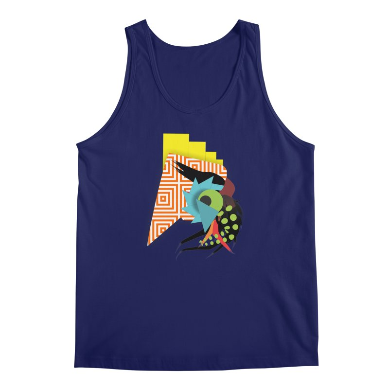 Monster Men's Tank by TerrificPain's Artist Shop