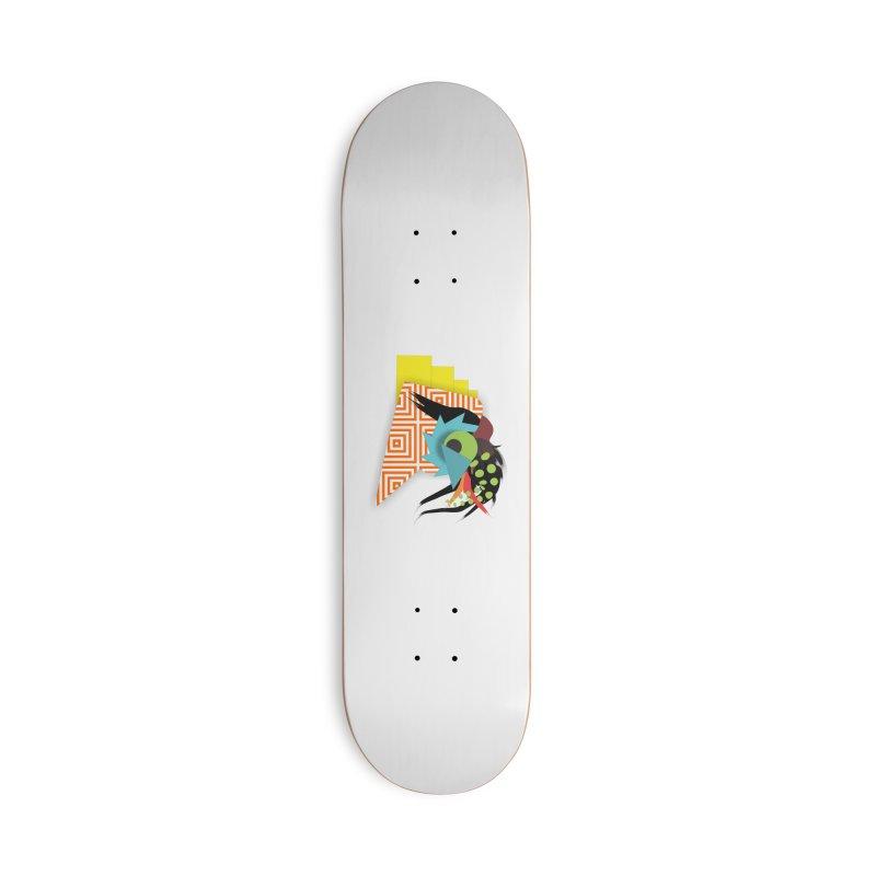 Monster Accessories Skateboard by TerrificPain's Artist Shop by SaulTP