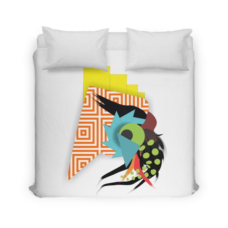 Monster Home Duvet by TerrificPain's Artist Shop by SaulTP