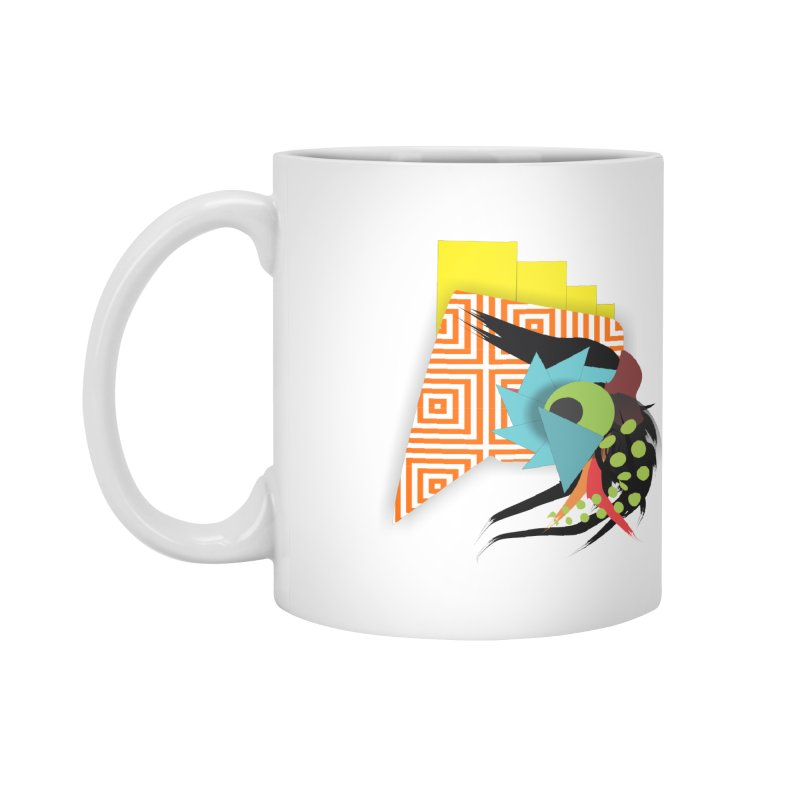 Monster Accessories Mug by TerrificPain's Artist Shop by SaulTP