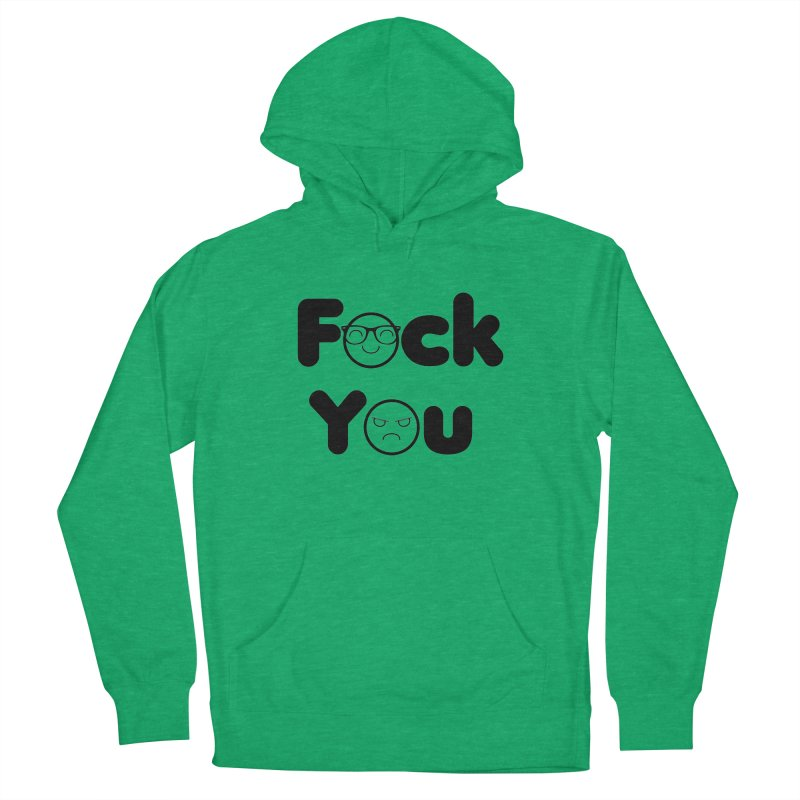 F what? Men's Pullover Hoody by TerrificPain's Artist Shop by SaulTP