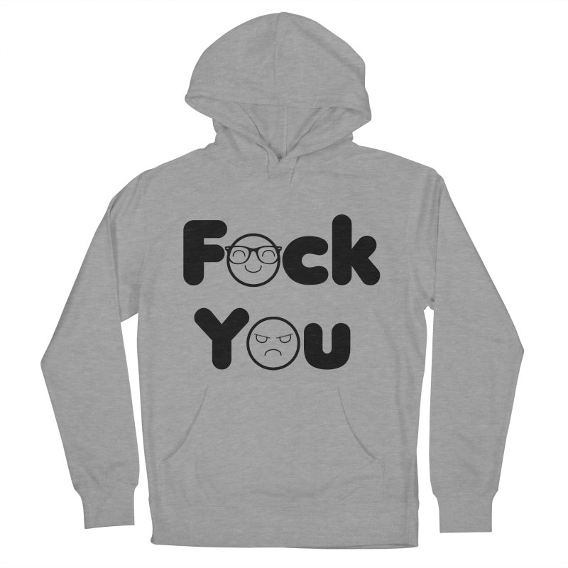 F what? Men's Pullover Hoody by TerrificPain's Artist Shop
