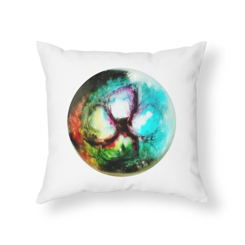 Portal inferno Home Throw Pillow by TerrificPain's Artist Shop by SaulTP