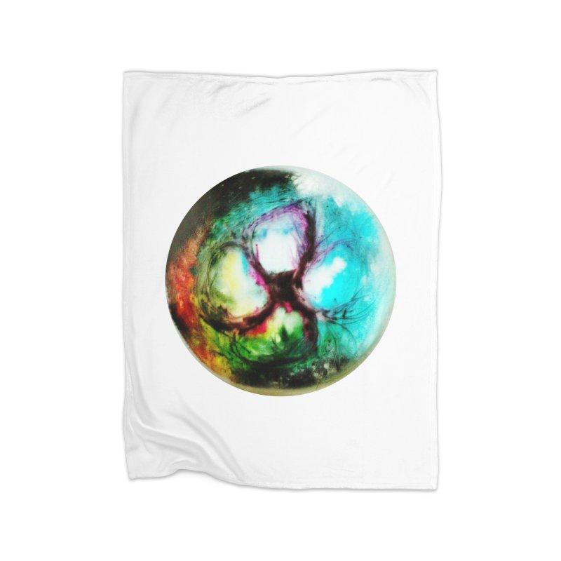 Portal inferno Home Fleece Blanket Blanket by TerrificPain's Artist Shop by SaulTP