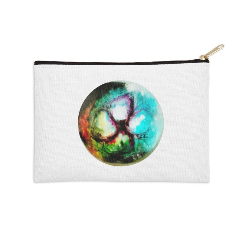 Portal inferno Accessories Zip Pouch by TerrificPain's Artist Shop by SaulTP