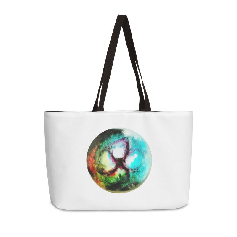 Portal inferno Accessories Weekender Bag Bag by TerrificPain's Artist Shop by SaulTP