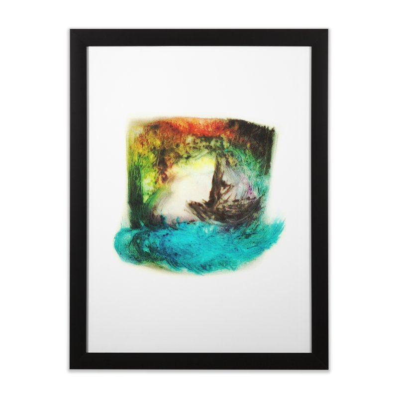 Lost ship Home Framed Fine Art Print by TerrificPain's Artist Shop by SaulTP
