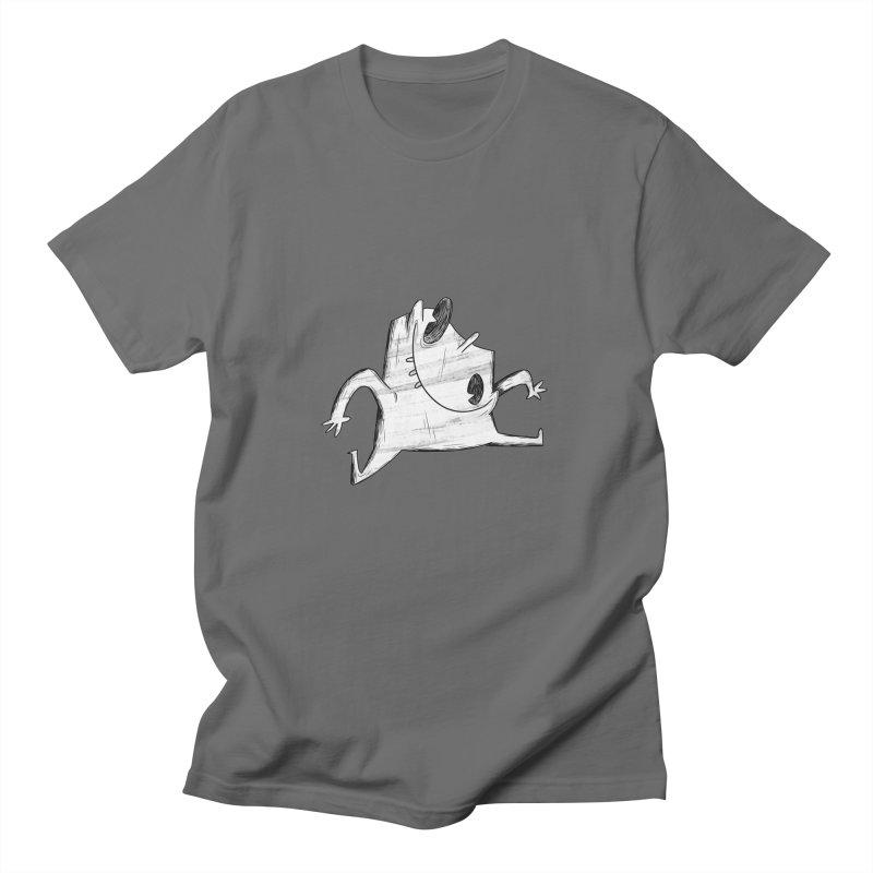 Smile Men's T-Shirt by Terrifying Monsters
