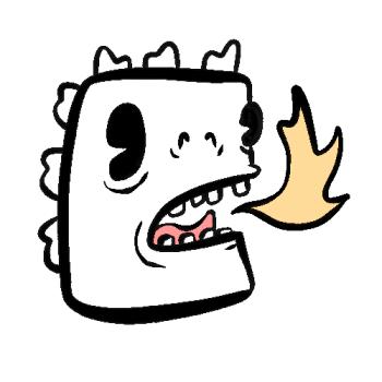 Terrifying Monsters Logo