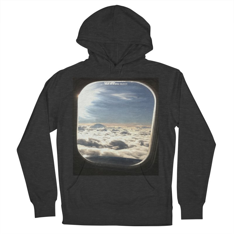 Looked out the window and what did I see? Men's Pullover Hoody by terryann's Artist Shop