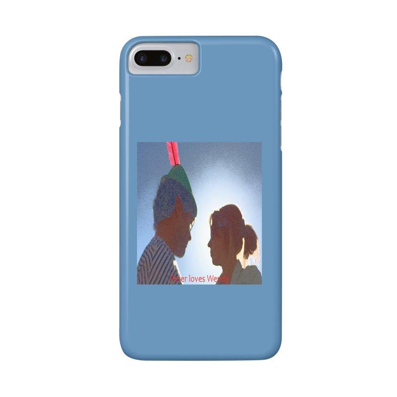 Peter Loves Wendy! <3 Accessories Phone Case by terryann's Artist Shop