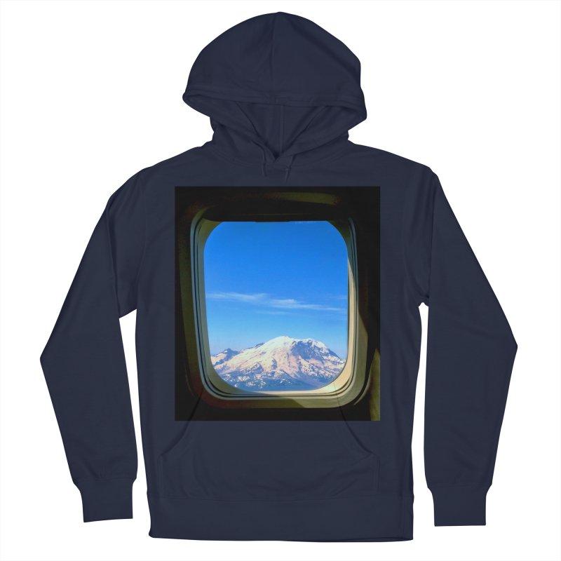 Flying over Rainer Women's Pullover Hoody by terryann's Artist Shop