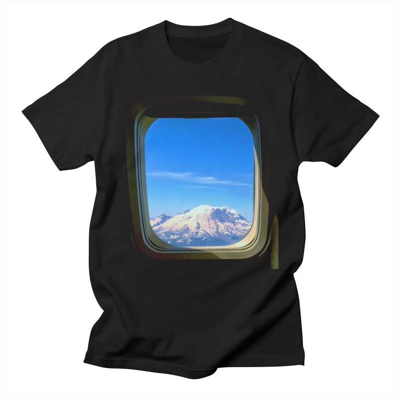 Flying over Rainer Women's Unisex T-Shirt by terryann's Artist Shop