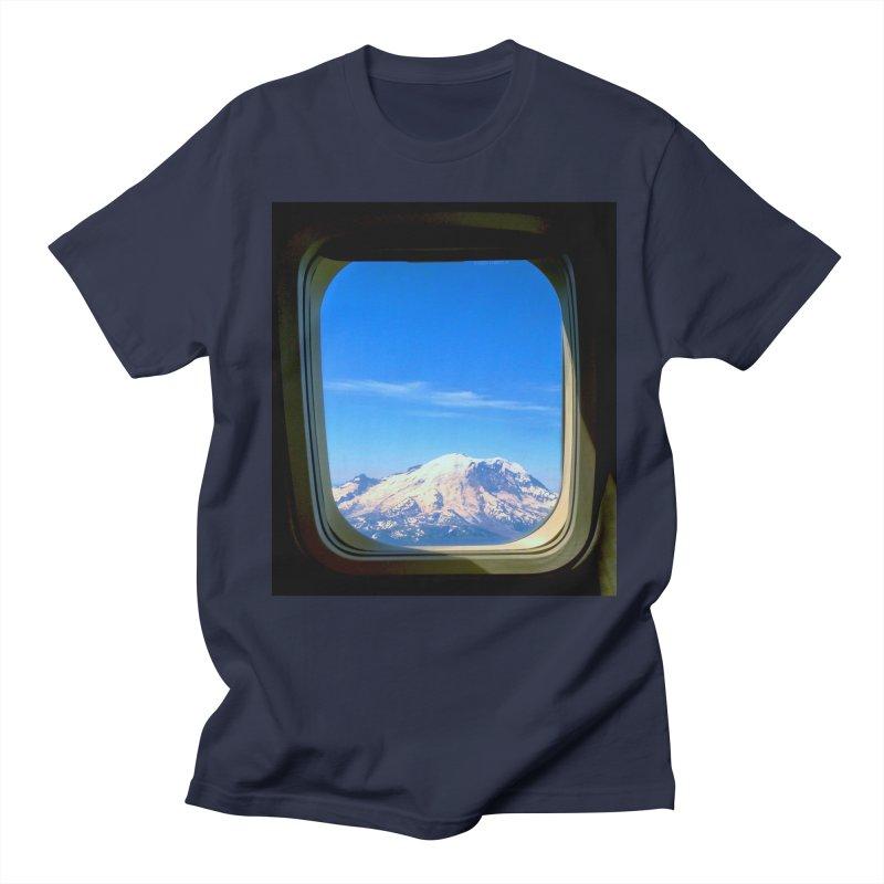 Flying over Rainer Women's Unisex T-Shirt by terryann's Artist Shop