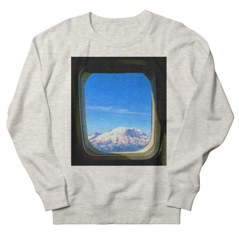 Flying over Rainer Women's Sweatshirt by terryann's Artist Shop