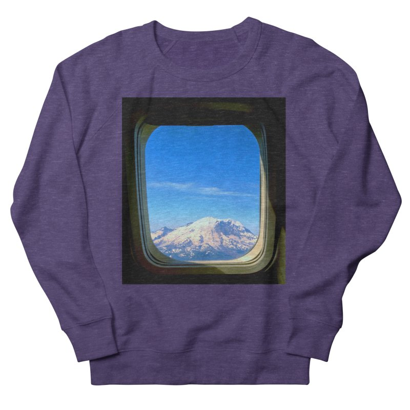 Flying over Rainer Men's Sweatshirt by terryann's Artist Shop
