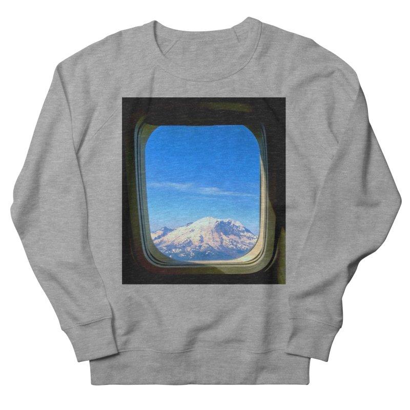 Flying over Rainer Men's Sweatshirt by terryann's Artist Shop