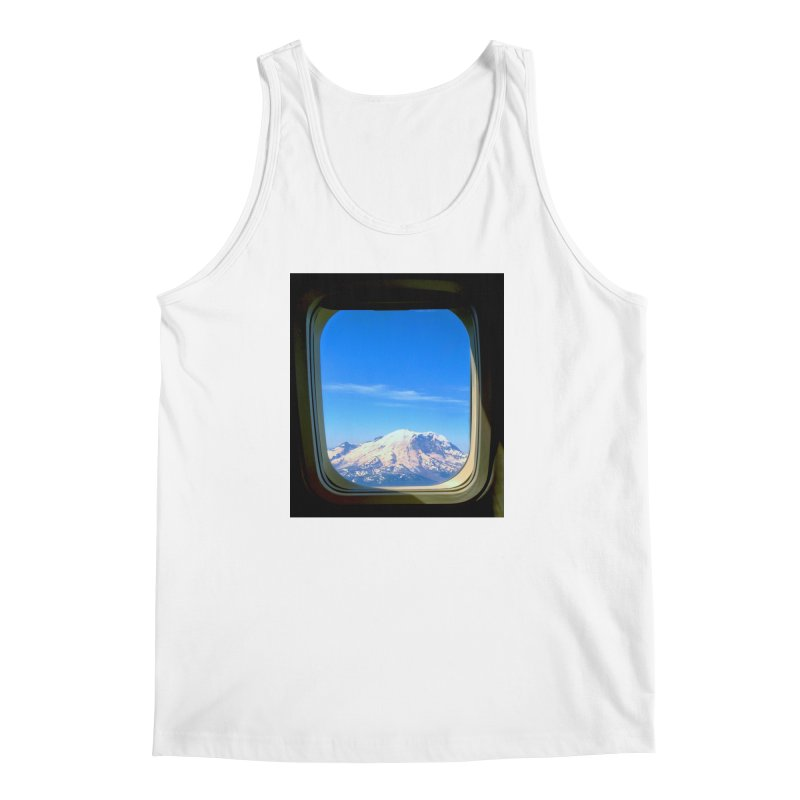 Flying over Rainer Men's Tank by terryann's Artist Shop