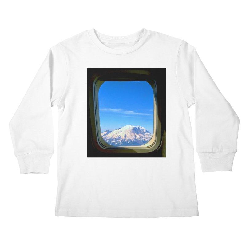 Flying over Rainer   by terryann's Artist Shop