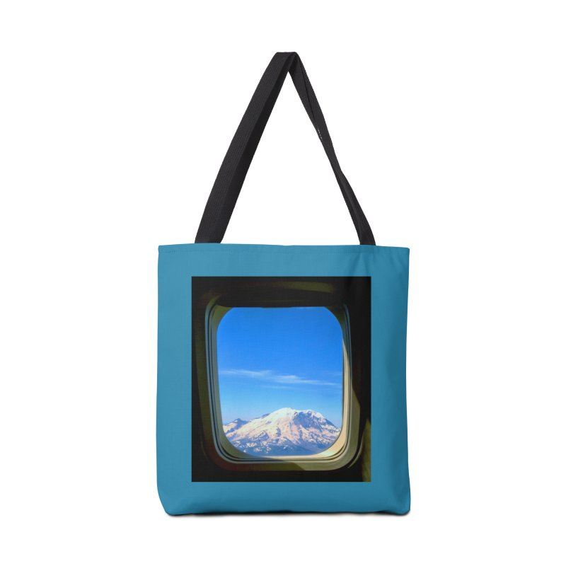 Flying over Rainer Accessories Bag by terryann's Artist Shop