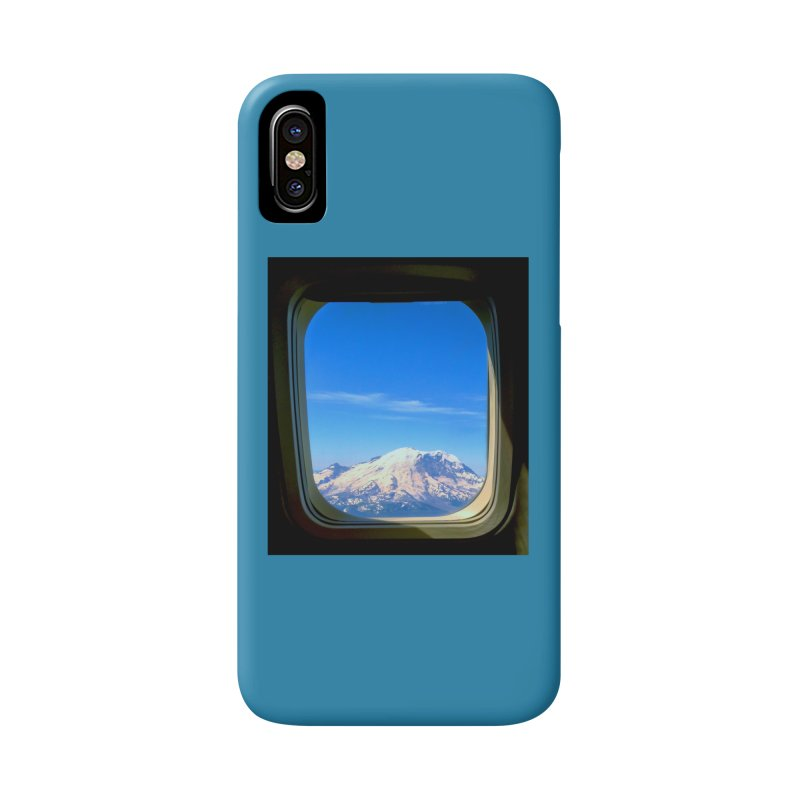 Flying over Rainer Accessories Phone Case by terryann's Artist Shop