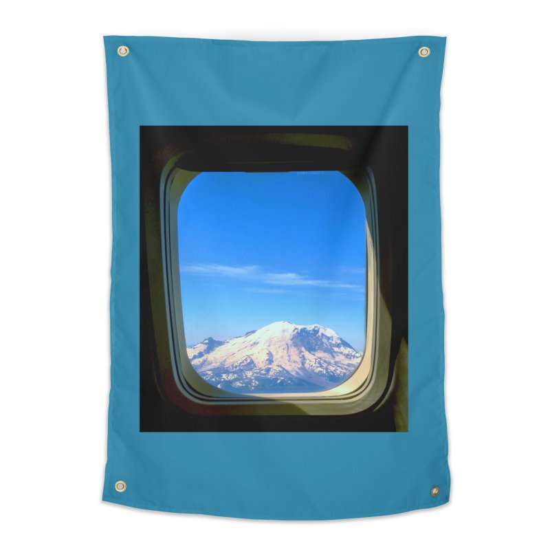 Flying over Rainer Home Tapestry by terryann's Artist Shop