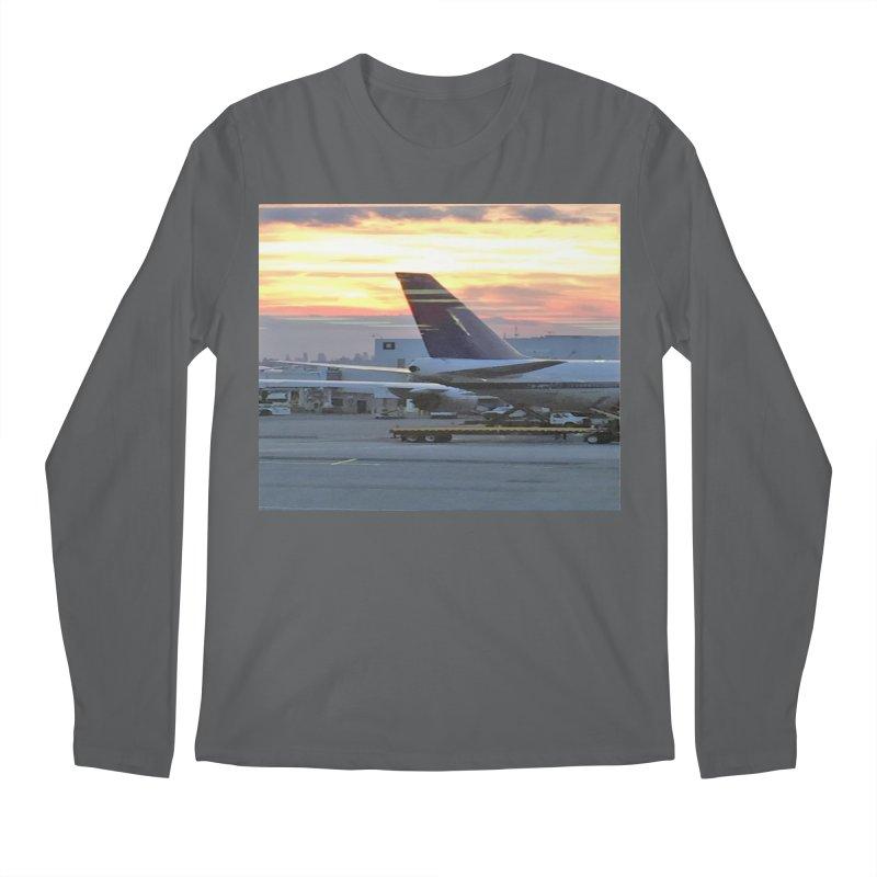 Fly with Me Men's Longsleeve T-Shirt by terryann's Artist Shop