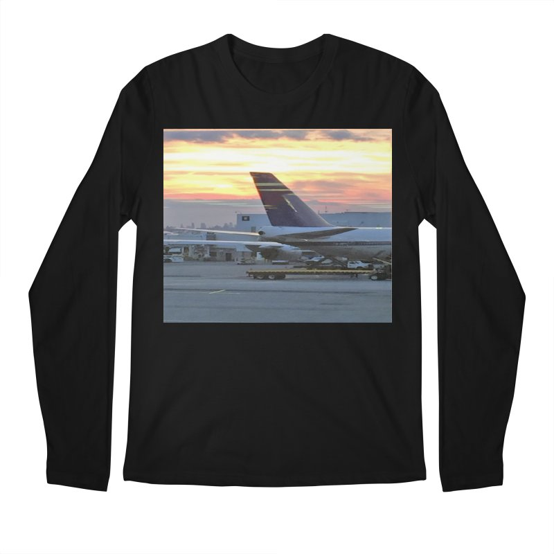 Fly with Me Men's Longsleeve T-Shirt by terryann's Artist Shop