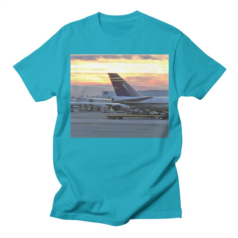 Fly with Me Men's T-Shirt by terryann's Artist Shop