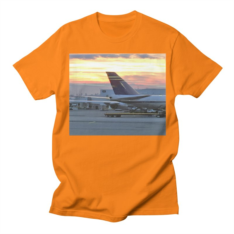 Fly with Me Women's Unisex T-Shirt by terryann's Artist Shop