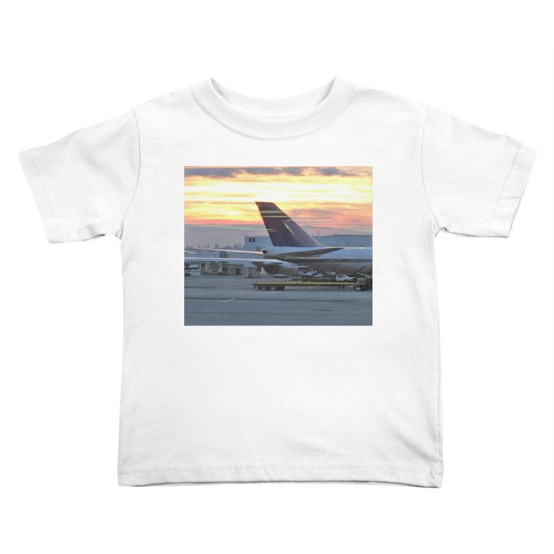 Fly with Me Kids Toddler T-Shirt by terryann's Artist Shop