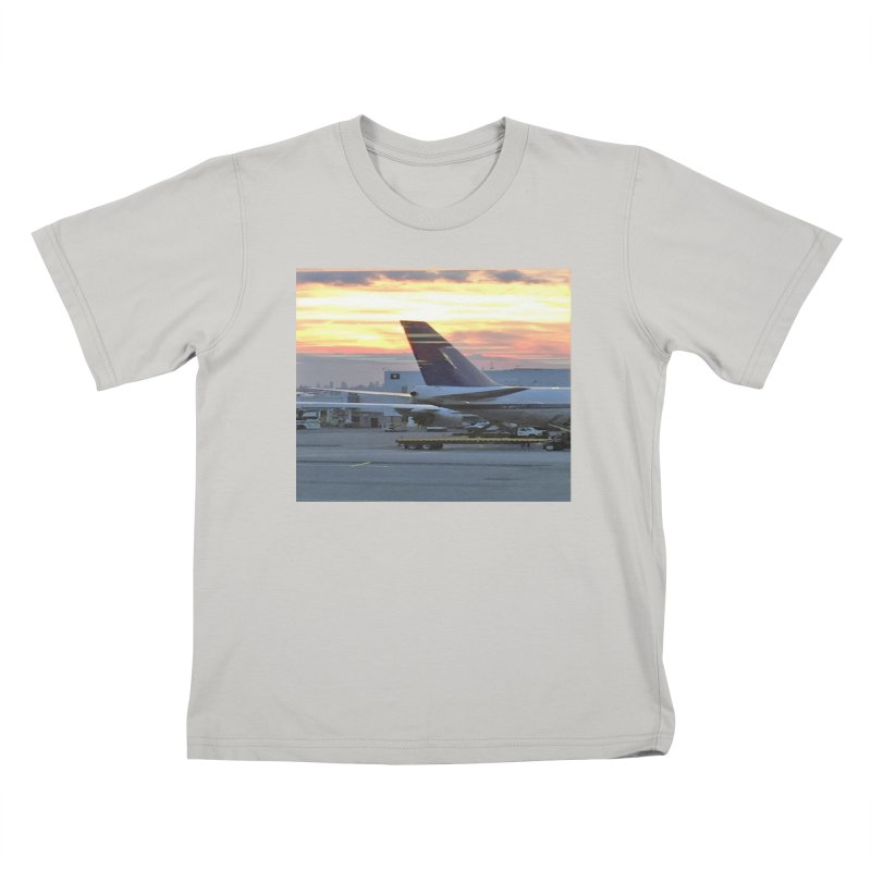 Fly with Me Kids T-Shirt by terryann's Artist Shop