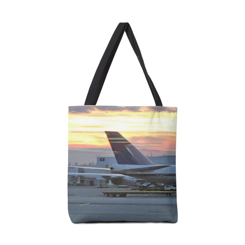 Fly with Me Accessories Bag by terryann's Artist Shop