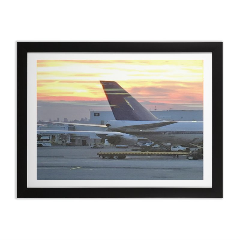 Fly with Me Home Framed Fine Art Print by terryann's Artist Shop