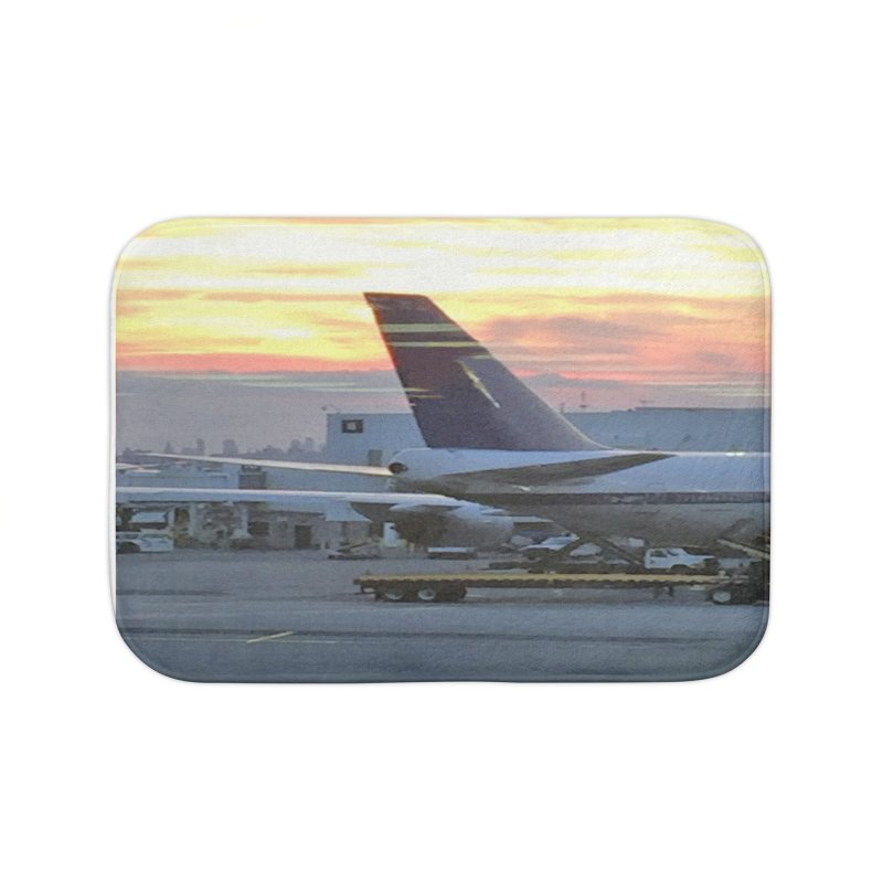 Fly with Me Home Bath Mat by terryann's Artist Shop