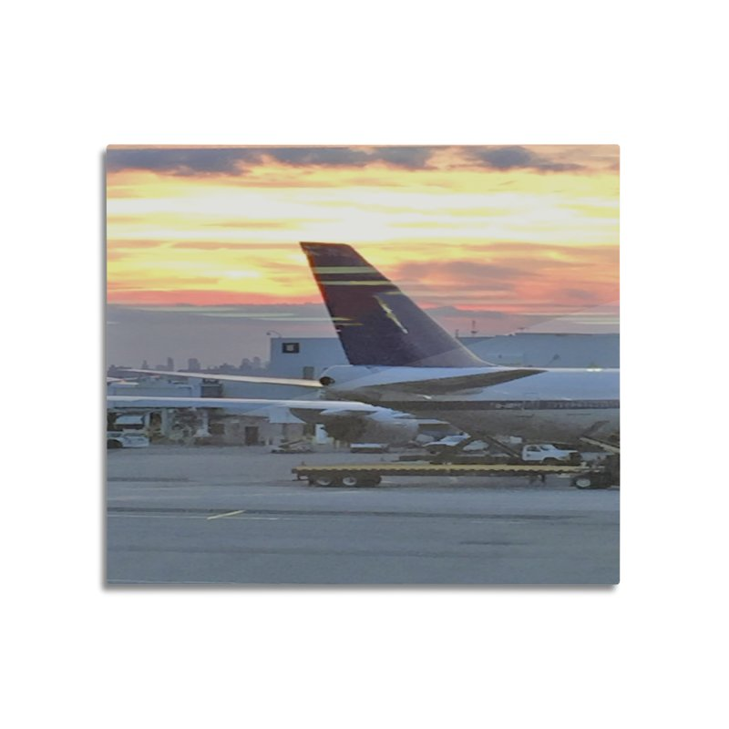 Fly with Me Home Mounted Aluminum Print by terryann's Artist Shop